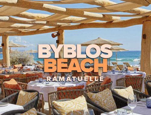Byblos Beach Ramatuelle